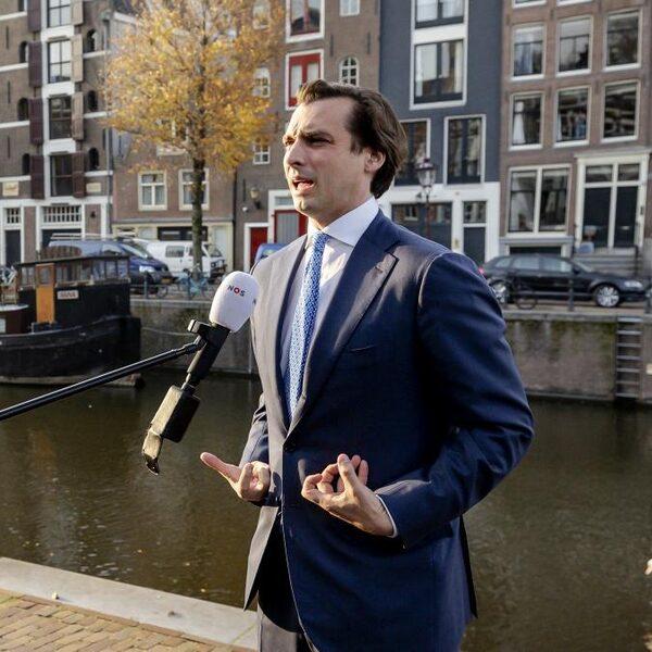Thierry Baudet: 'Ik ben verraden'