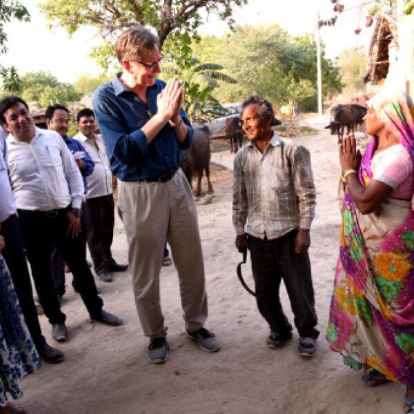'Je kan niet zonder India in de strijd tegen Covid-19'