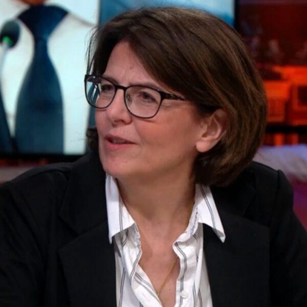 OMT-lid Ann Vossen: 'Groepsimmuniteit is bij dit virus ingewikkeld'
