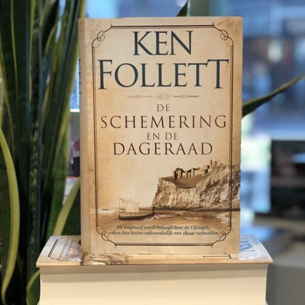 Waarom krijgt een bestsellerauteur als Ken Follett nauwelijks recensies?