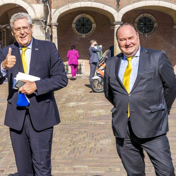 Henk Otten klaar met '50Plus praktijken' van Henk Krol