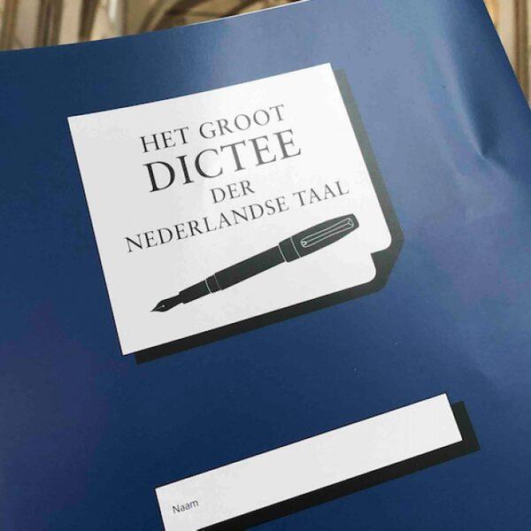 Dit is het Groot Dictee der Nederlandse Taal 2020