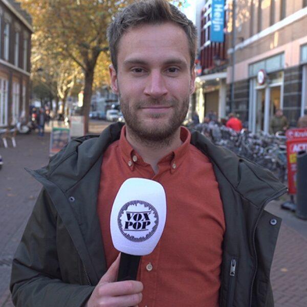 Voxpop-maker Roel Maalderink, hoe gaat hij te werk?