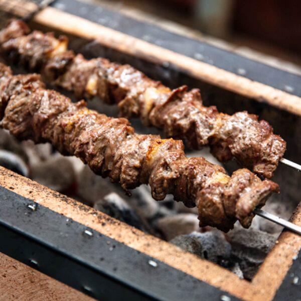 Japans grillen is niet zomaar barbecueën