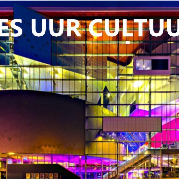 Maandag avond 21 december: zes uur lang kunst en cultuur op NPO Radio 1