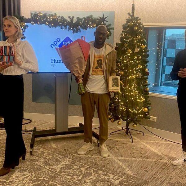 Wij Slaven van Suriname uitgeroepen tot NPO Radio 1 Non-Fictie Boek van het Jaar