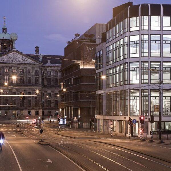 Amsterdam is uitgestorven: 'Ik zie dingen die ik nooit eerder zag'