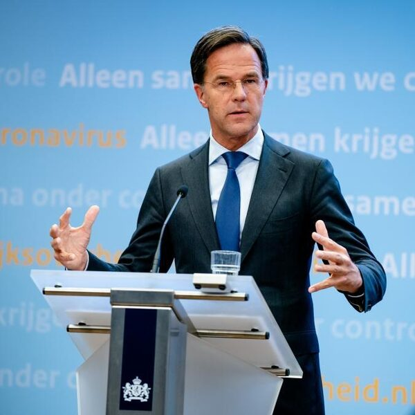 Mark Rutte is Taalstaatmeester van 2020