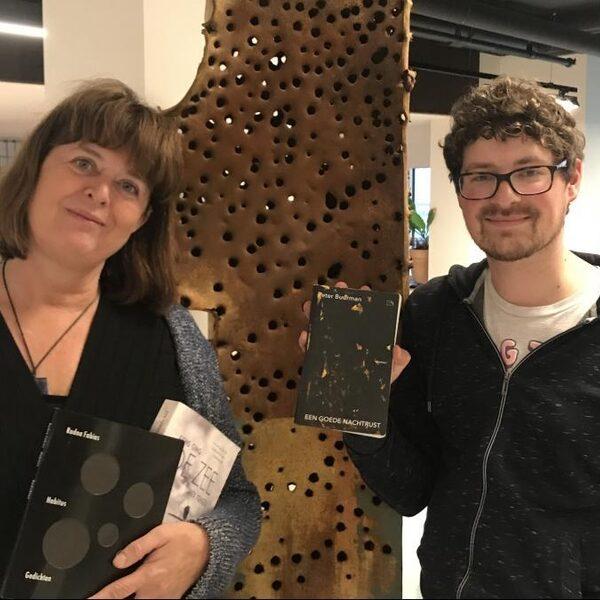 Petra Possel tegen Willem de Gelder: 'Poëzie kan jou genezen'