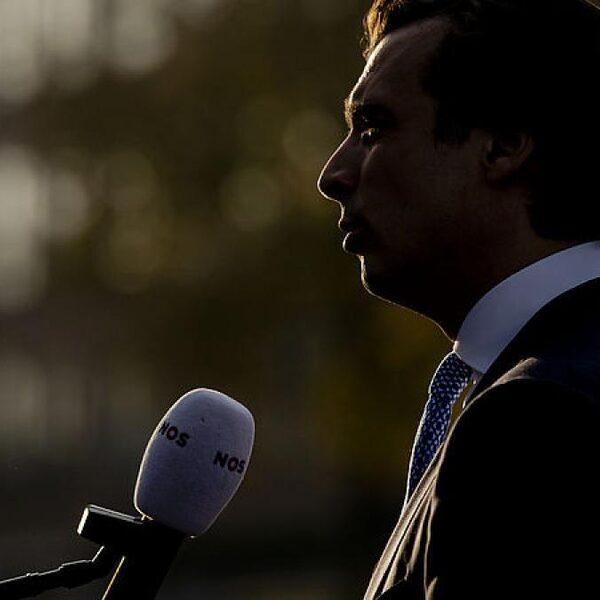 'Forum voor Democratie kan niet bestaan zonder Thierry Baudet'