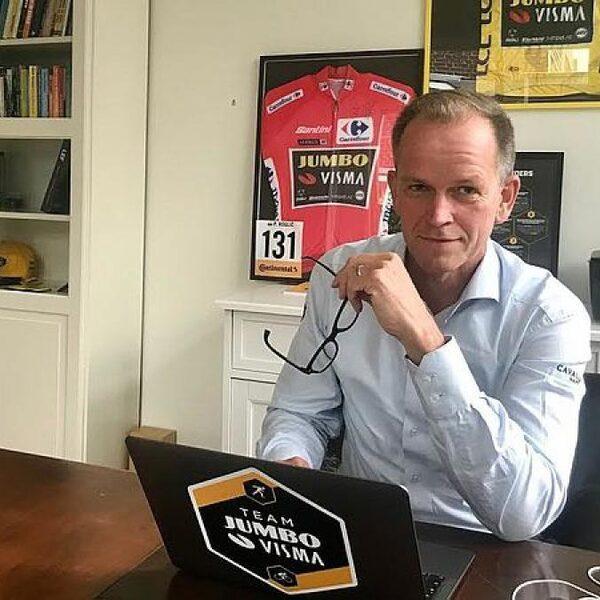 Initiatief directeur Jumbo-Visma Richard Plugge wordt concreet: nieuwe veiligheidsorganisatie in wielrennen in de maak