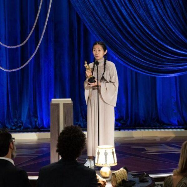Nomadland winnaar Oscars met drie gouden beeldjes