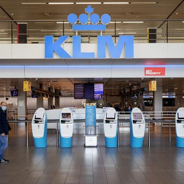 Steunpakket KLM voor 3,4 miljard (1 miljard lening, 2,4 miljard garantie)