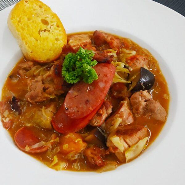 Het recept voor Bigos, 'koudweer eten', perfect in januari