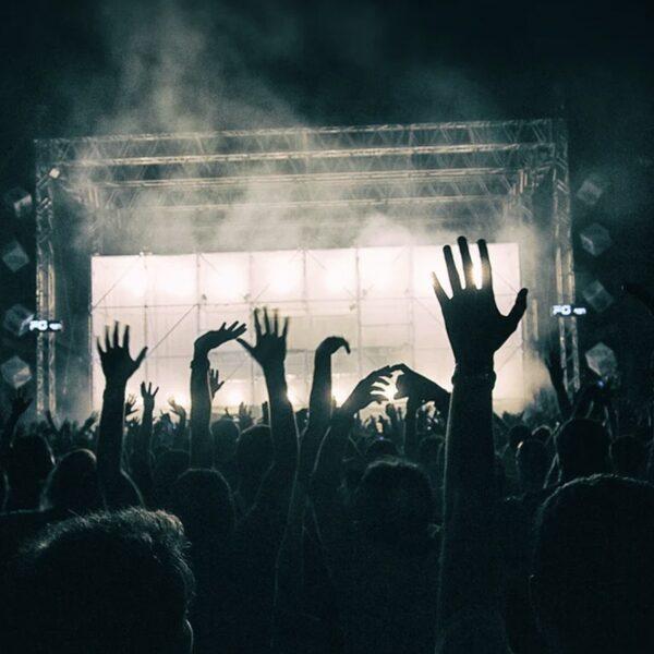 Hoop voor festivalliefhebbers