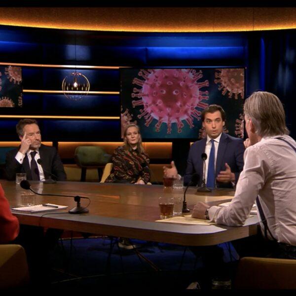 Mediaforum over Op1: 'Jort Kelder ironiseert zichzelf, zo krijg je nooit een goed interview'