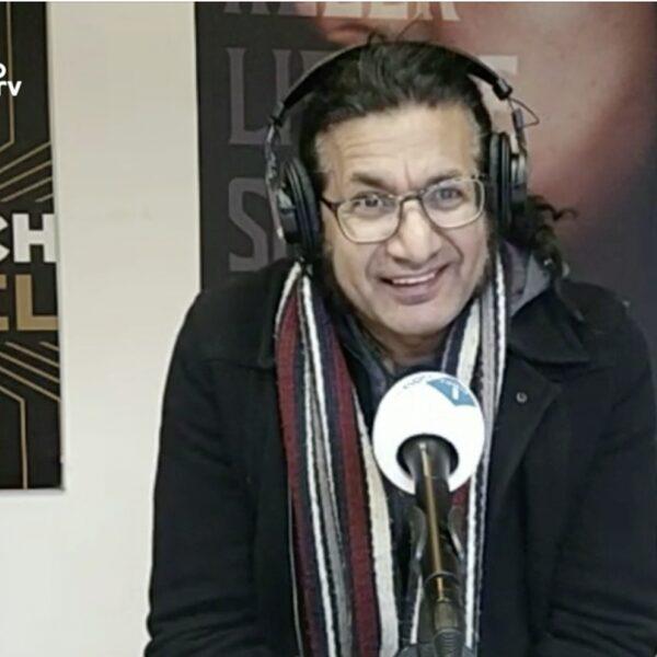 Dichter Rodaan Al Galidi: 'Ik schrijf proza, maar gedichten schrijven mij'