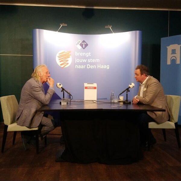 Freek de Jonge: Martijn Koning over Baudet was 'onsmakelijk'