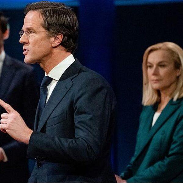 VVD verliest zetels in peiling maar blijft grootste, daarachter strijd om de tweede plek