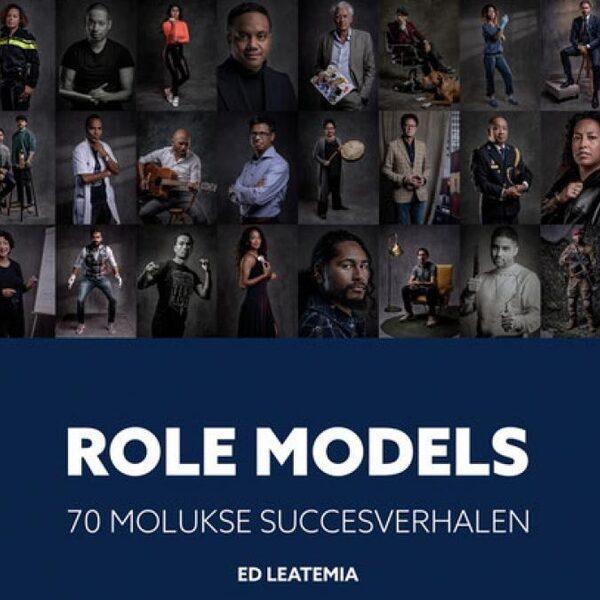 'Role Models' van Ed Leatemia: zeventig Molukse succesverhalen in beeld