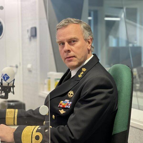 Commandant der Strijdkrachten: 'Nederland wordt elke dag digitaal aangevallen'