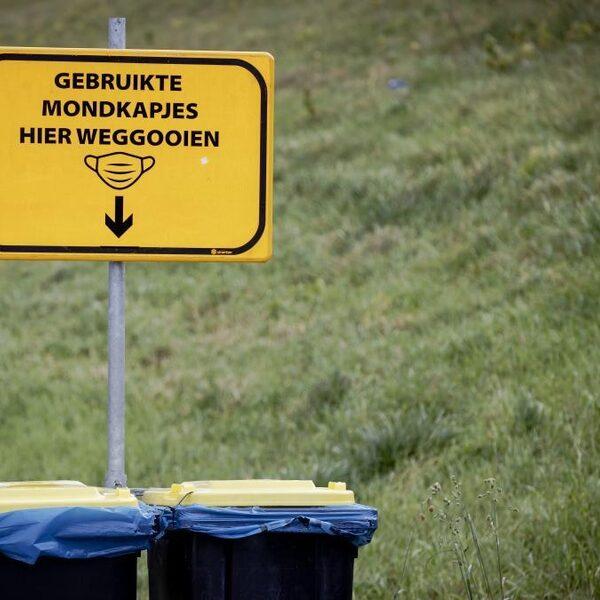 Van McFlurry Egel naar Mondkapmeeuw: 'Gooi je rotzooi niet op straat'