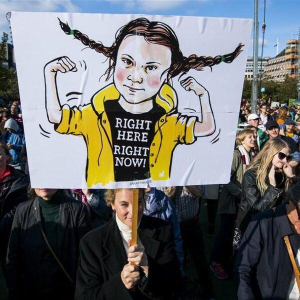 Greta Thunberg is niet het eerste meisje dat zich uitsprak op de VN-top