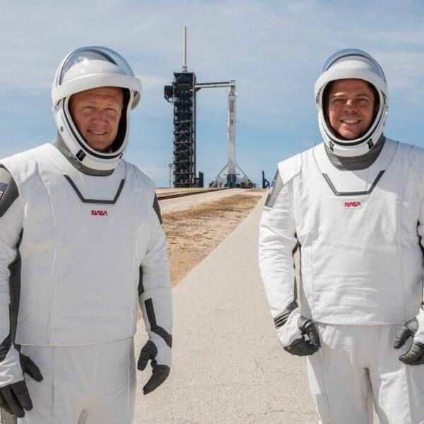 Met SpaceX de ruimte in, het gaat nu echt gebeuren