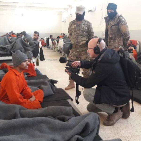 In gesprek met Nederlandse IS-gevangene in Syrië: 'Ik heb alleen mijzelf beschermd'