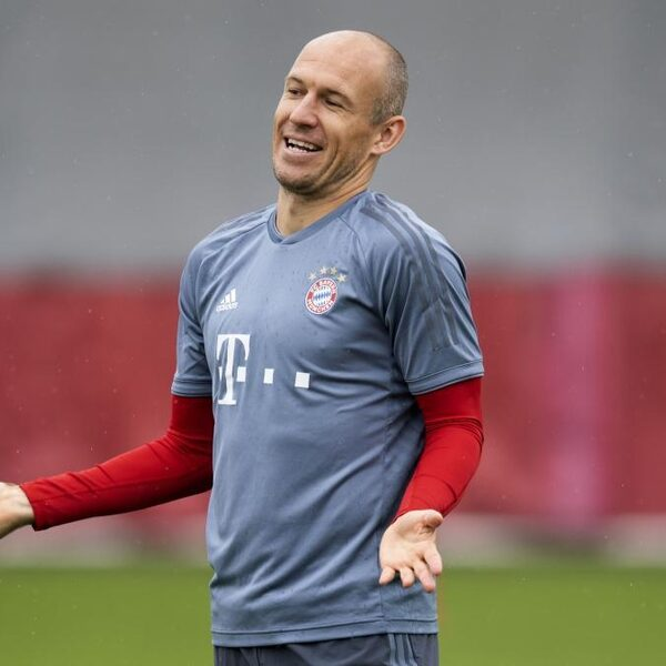 Comeback Arjen Robben bij FC Groningen