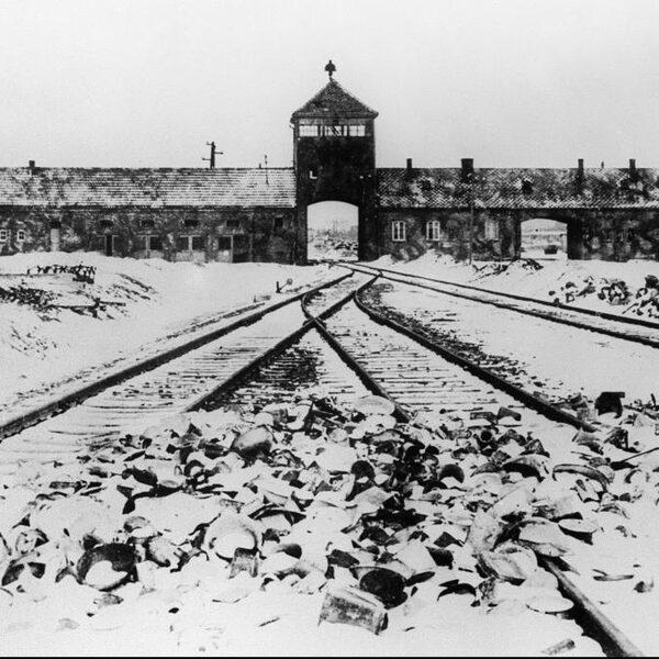 Auschwitz-bevrijder blikt terug: 'Ik zag massa's doden, kubieke meters mensenhaar en goud in alle maten'