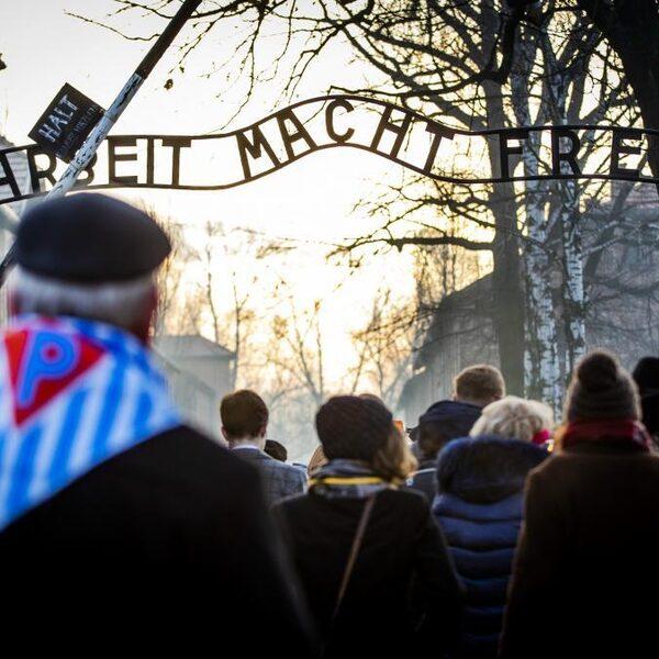 Herdenking 75 jaar Auschwitz: 'Een oorlogswond wil je niet te veel open krabben'