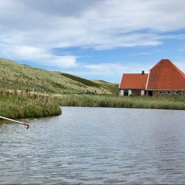 Zoute bodem: probleem voor boeren, kans voor de natuur
