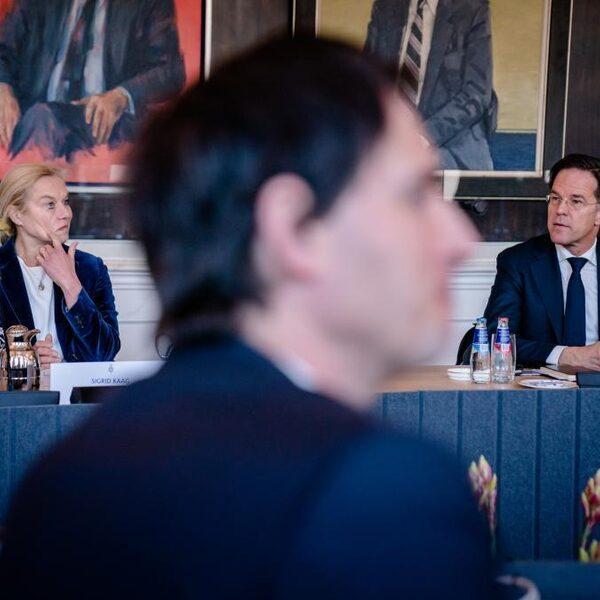 Marc Chavannes vindt dat er 'reinigingsritueel' nodig is in Den Haag