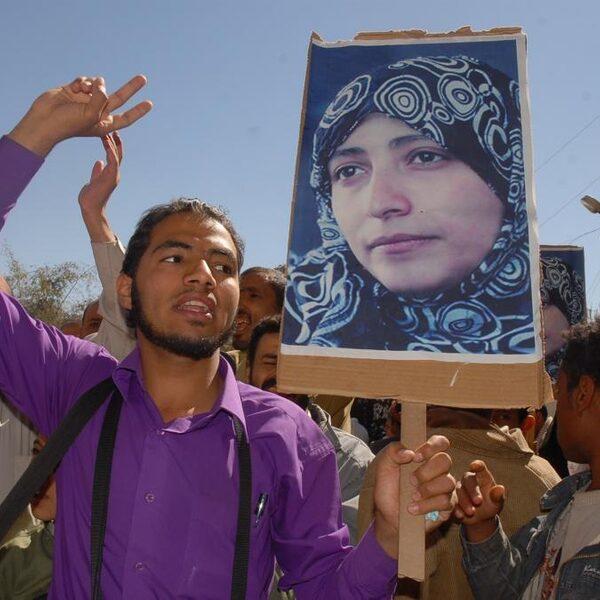 Wordt de rol van vrouwen bij de Arabische lente onderschat?