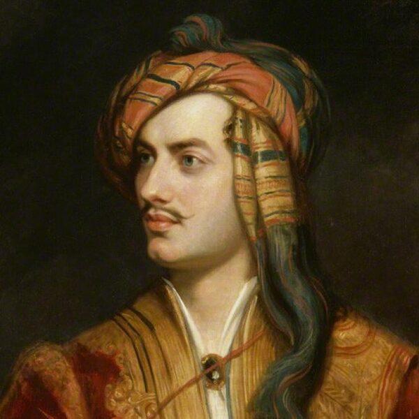Waarom is Lord Byron een held van de Grieken?