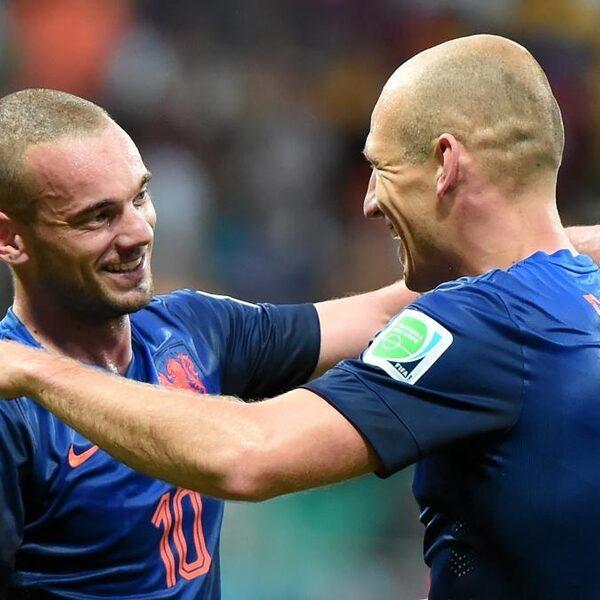 De terugkeer van Robben en het verhaal van Sneijder