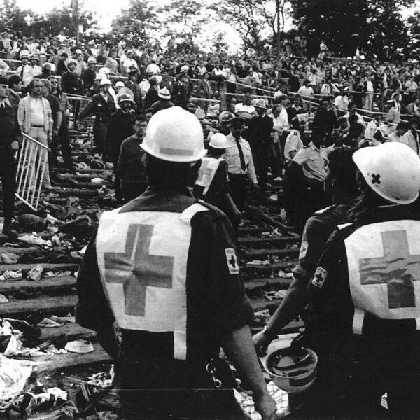35 jaar na het Heizeldrama: 'Het raakt mij elke keer weer'