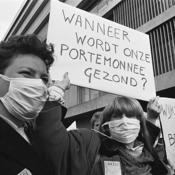 De pandemie in historisch perspectief