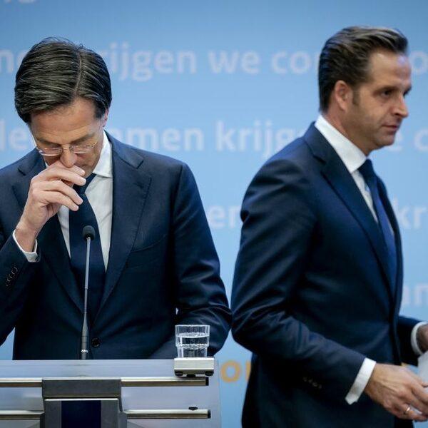 Hugo de Jonge onder vuur: 'Waarom straalt dit niet op Mark Rutte af?'