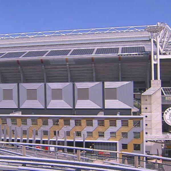 Johan Cruijff Arena wordt superbatterij voor elektriciteitsnet
