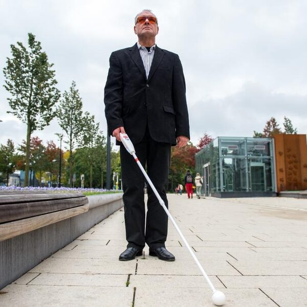 Verdwijnen van cash problematisch voor blinden en slechtzienden