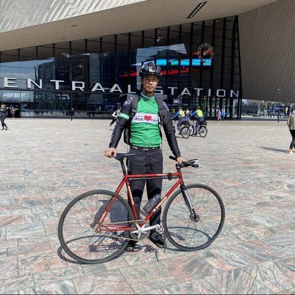 Alleycat-racers fietsen op topsnelheid door de stad: 'Je wordt gewoon high'