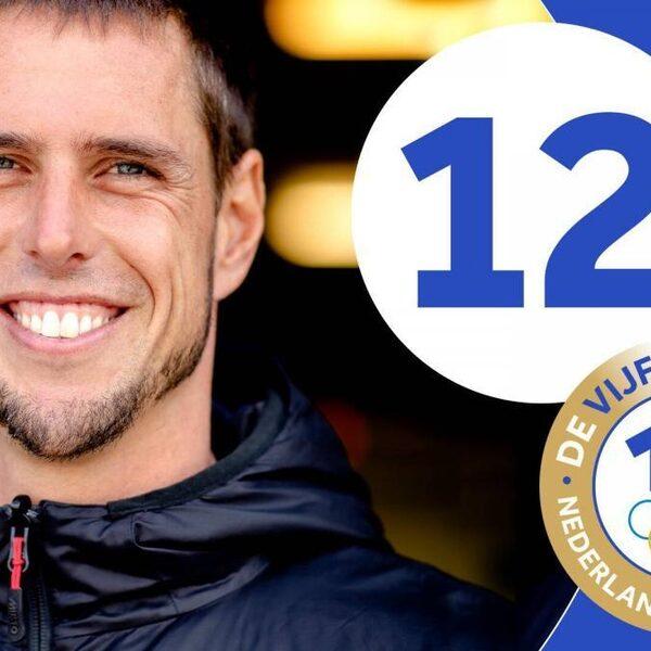 De vijftien beste Nederlandse olympiërs: #12 Dorian van Rijsselberghe