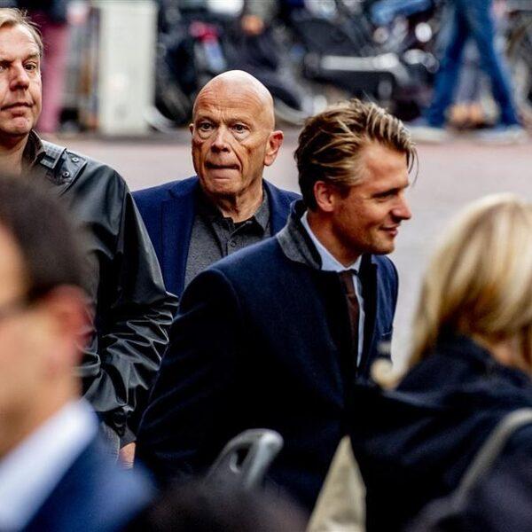 4 strafpleiters over de moord op Derk Wiersum