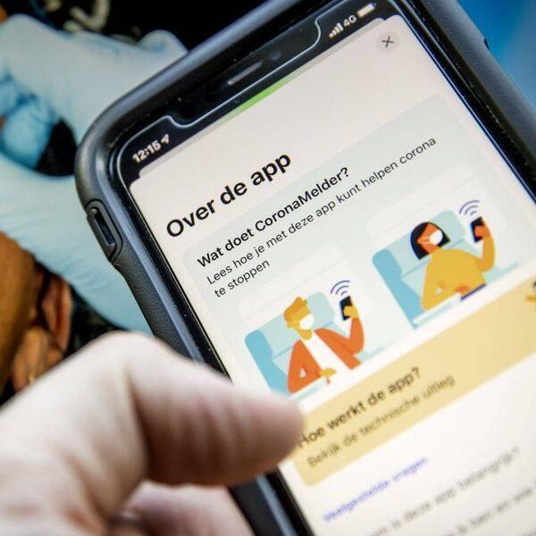 10.000 keer per dag melding van CoronaMelder-app