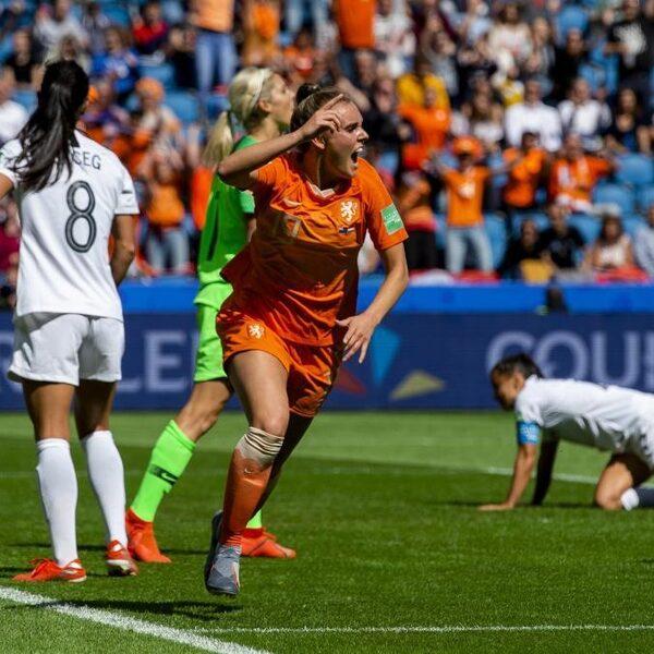 'Dit is de allerbelangrijkste wedstrijd in de geschiedenis van het vrouwenvoetbal'