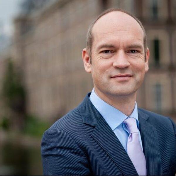 De zendeling van de ChristenUnie: Gert-Jan Segers