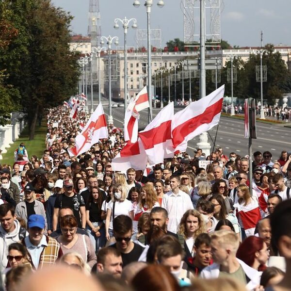 Opnieuw demonstraties in Wit-Rusland, voor de derde zondag op rij