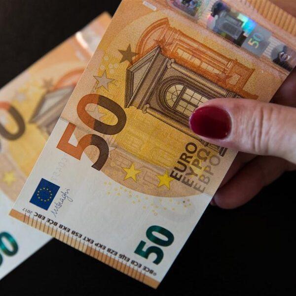 Bankbiljet ingeslikt en bestempeld als vals: 'Dan kun je fluiten naar je centen'